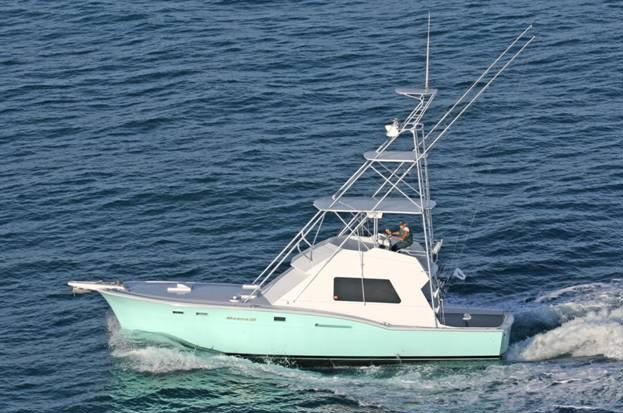 Miami yacht charters party boat rentals sunshine boating for Party boat fishing florida