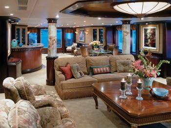 143′ Starship Luxury Yacht | Sunshine Boating