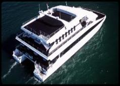 yacht for corporate events in Miami