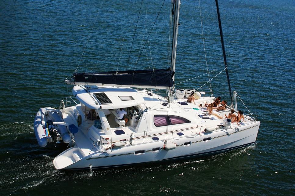 Catamaran Rental in Miami & Fort Lauderdale FL | Sunshine